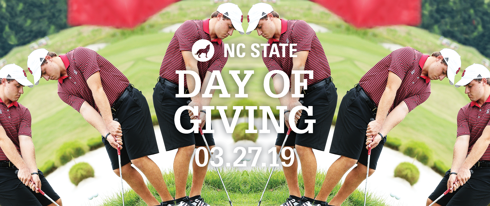 NC State Day of Giving: March 27, 2019.